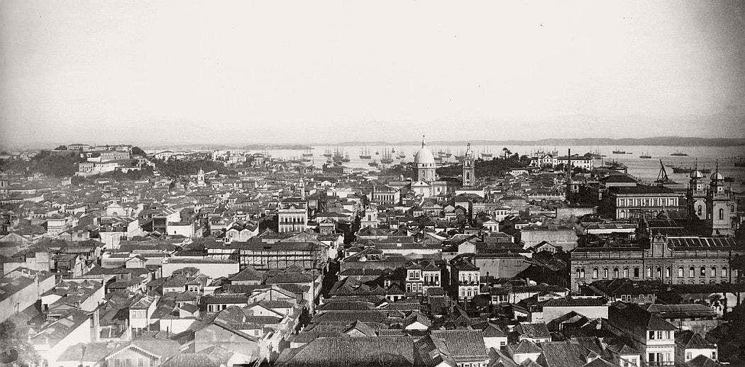 ريو دي جانيرو عام 1889