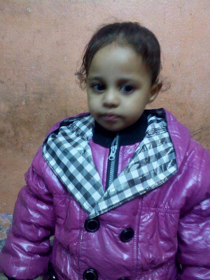 الطفلة جنا ضحية الصعق بالكهرباء