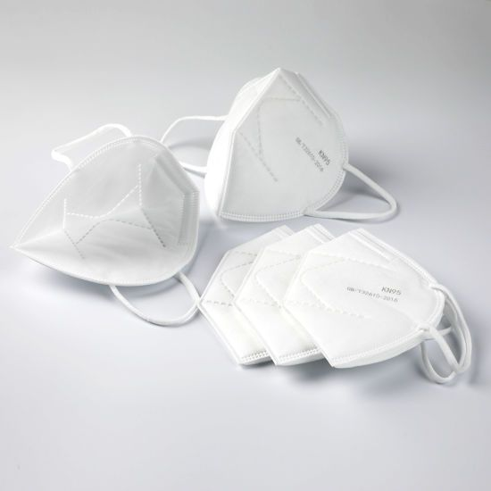 Ce-Certified-GB2626-2006-Non-Woven-Fabric-Anti-Virus-Dust-Mask-Kn95-Face-Mask