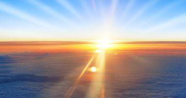 اشعة الشمس