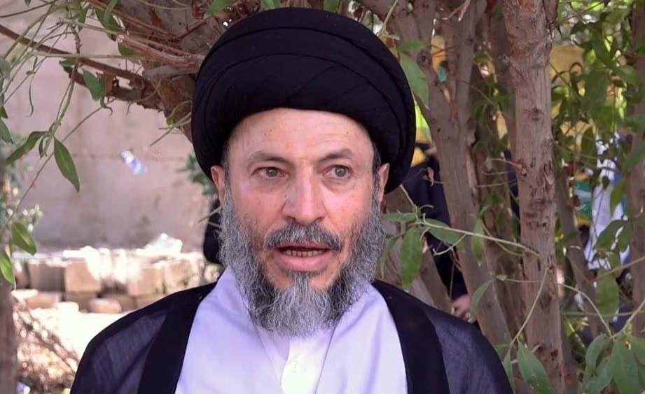 السيد رياض السيد محمد سعيد الحكيم
