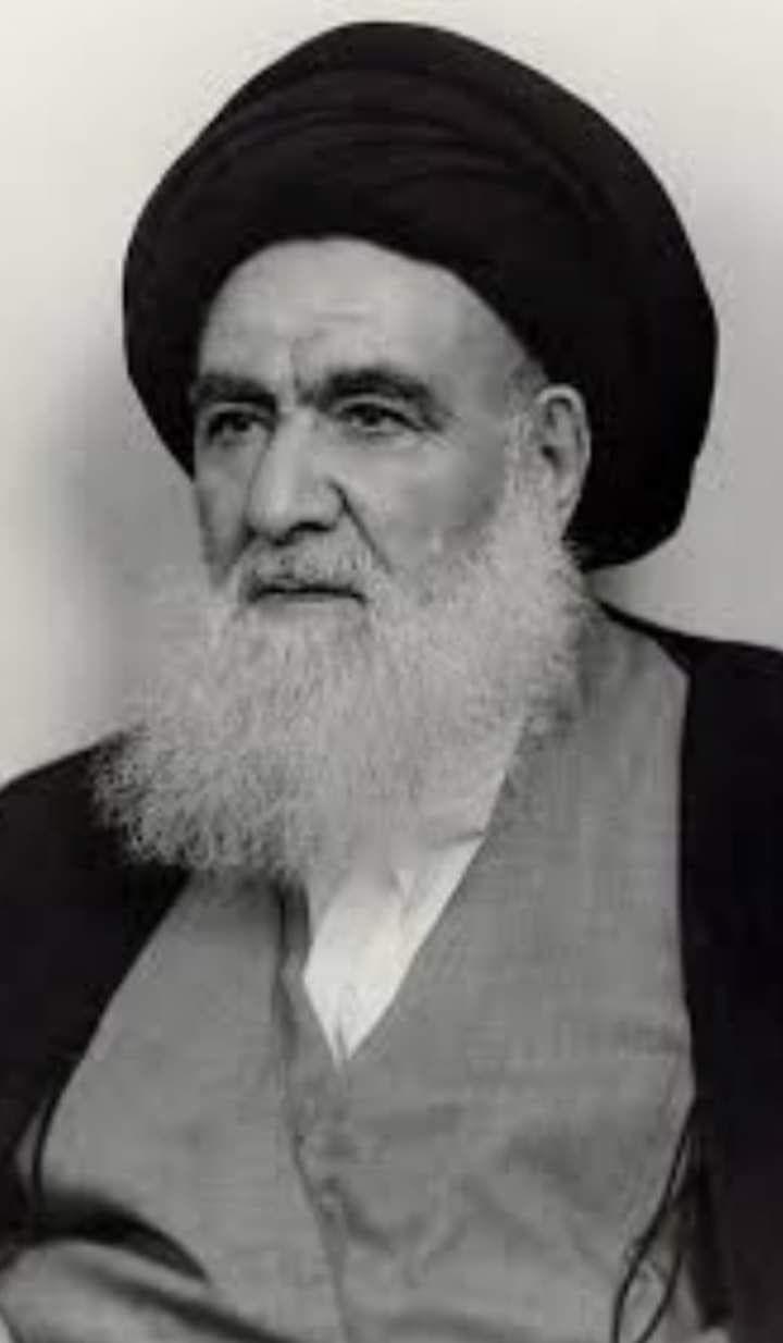 المرجع الديني آية الله أبو القاسم الخوئي