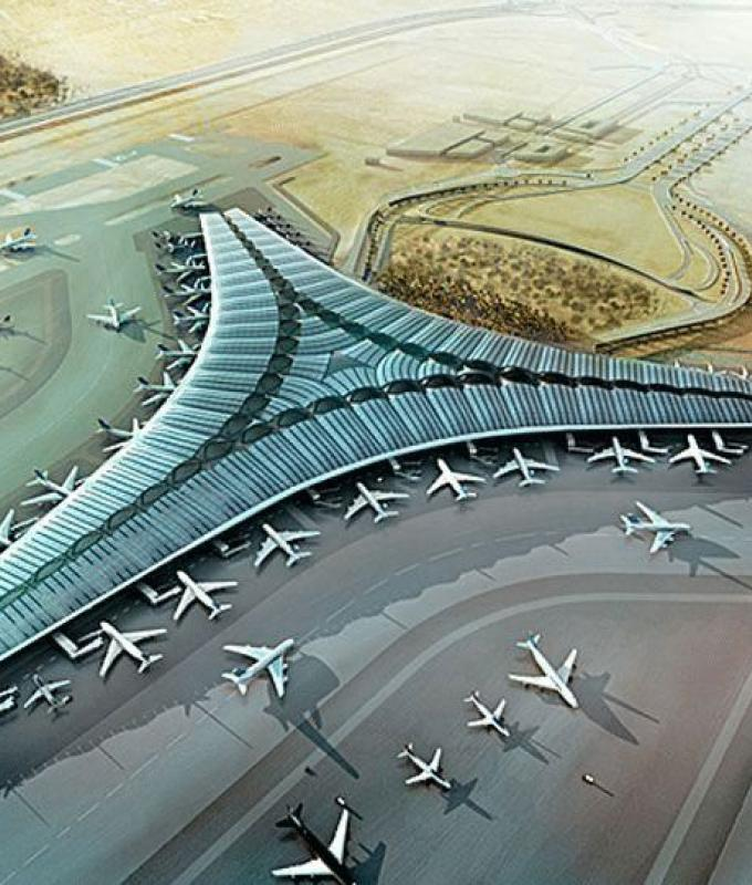 مطار الكويت الدولي يتجه نحو عالم التحول الرقمي