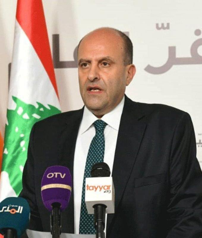 """سليم عون: """"التيار"""" الصخرة التي عليها سيبني لبنان مستقبله"""
