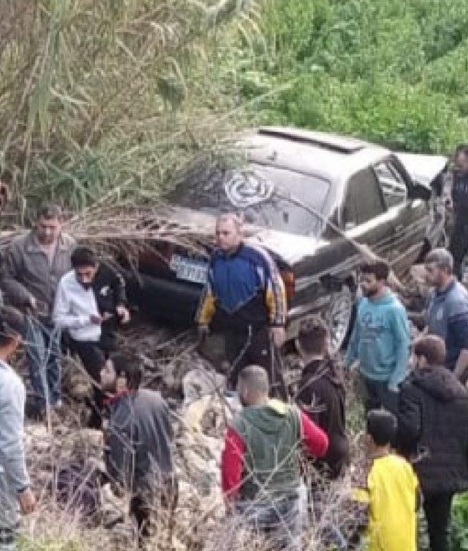 حادث مروّع في المنية… وفقدان طفل!