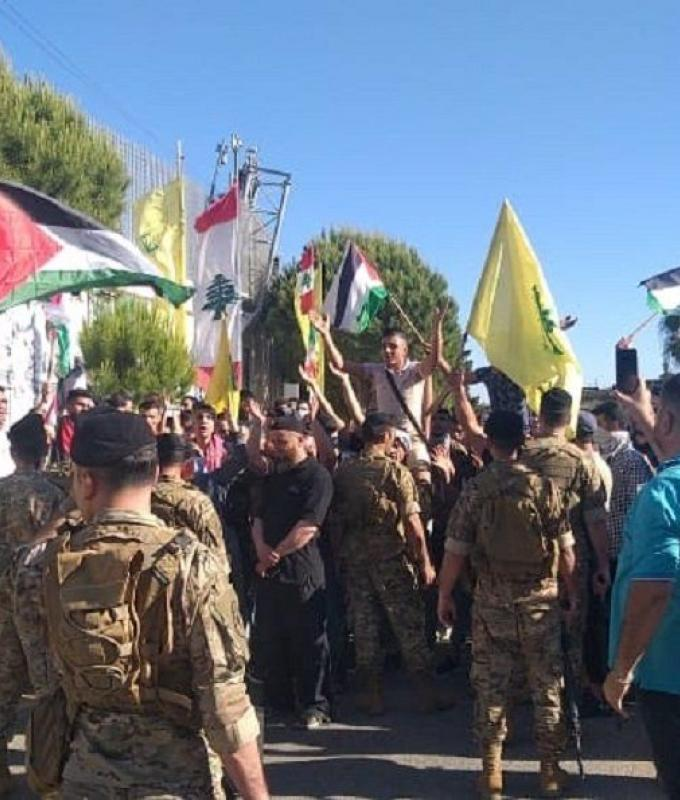 "وهْج غزة يصيب لبنان بـ…""توتُّر مَمْسوك"""