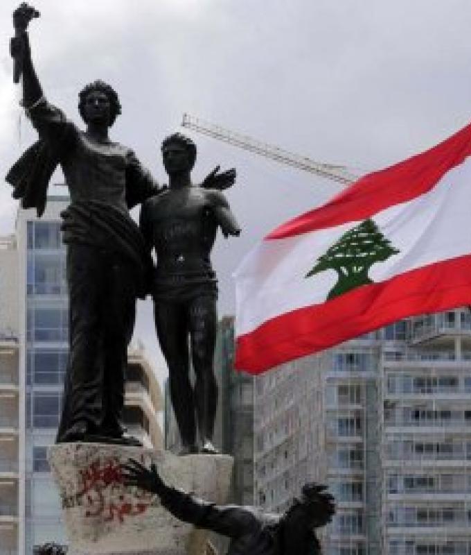 لبننة لبنان باب العودة إلى العرب