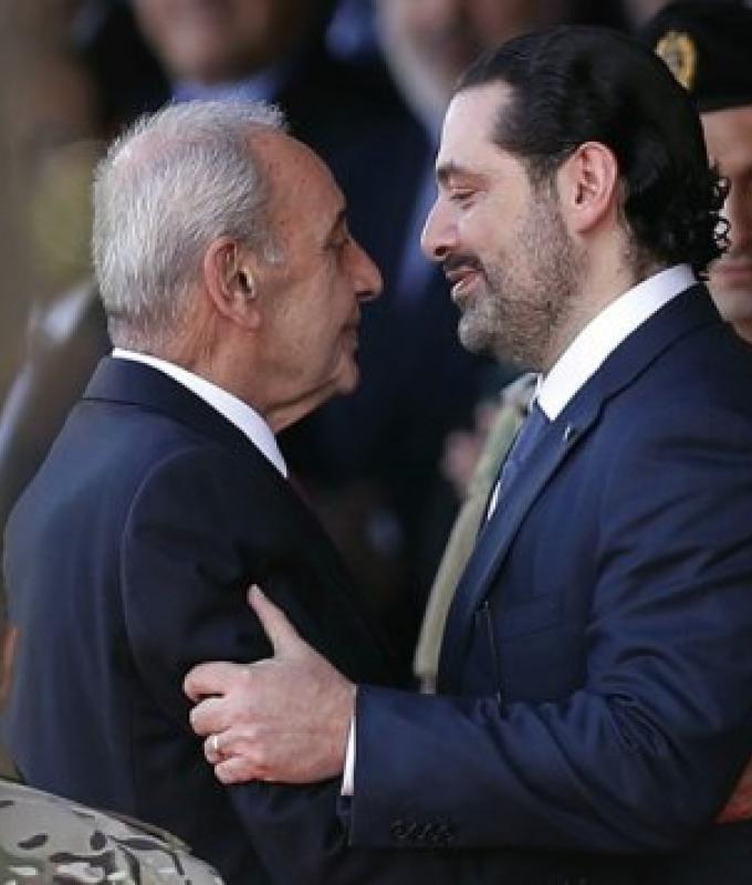 لبنان يدخل مرحلة كسر العظم بين برّي وعون