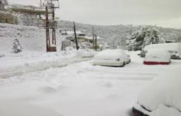 استعدّوا لـ تريسي  رياح قوية جداً وثلوج على ارتفاع 700 متر..