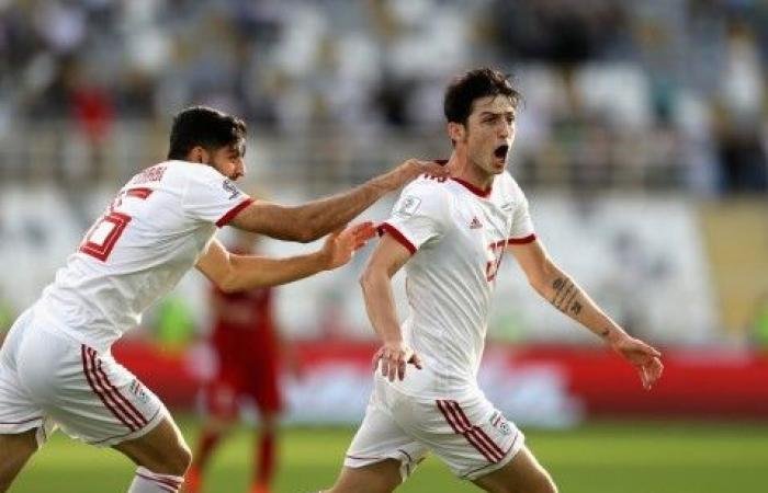 إيران تحسم تأهلها لثمن نهائي كأس أسيا