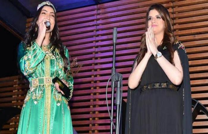 تكريم دنيا باطمة والمصممة العالمية ليلى عزيز في افتتاح معرض ''البزار ايكسبو''
