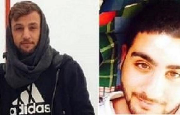 شاهد الحادث الذي قتل 4 لبنانيين بارتطام عنيف في أميركا