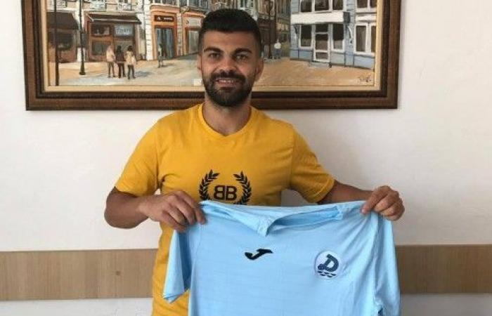 لاعب العهد إلى الدوري البلغاري