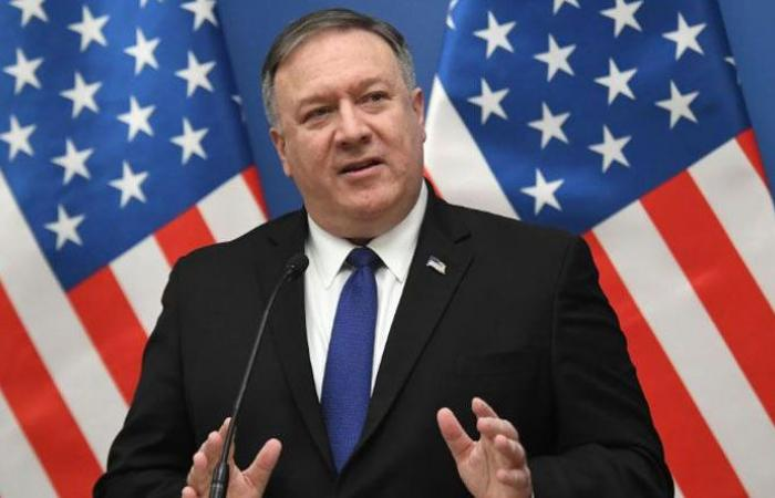 بومبيو: علينا مساعدة العراق ولبنان للتخلص من النفوذ الإيراني 