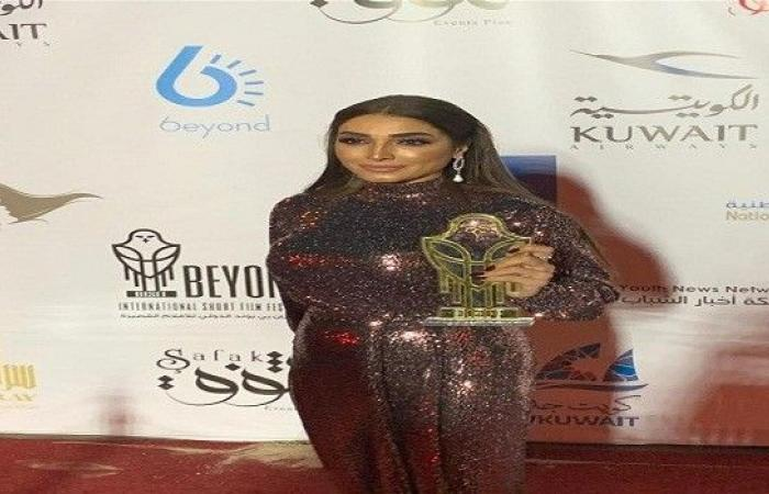 """تكريم روجينا بمهرجان """"بي يوند الدولي"""" في الكويت"""