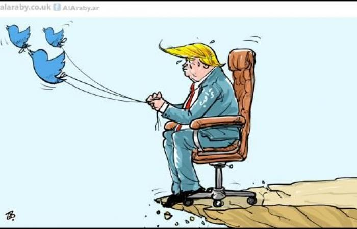 شعبوية ترامب وتراجع القوة الأميركية
