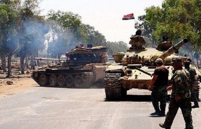 قتلى وجرحى إثر هجوم على جيش الأسد في حماة