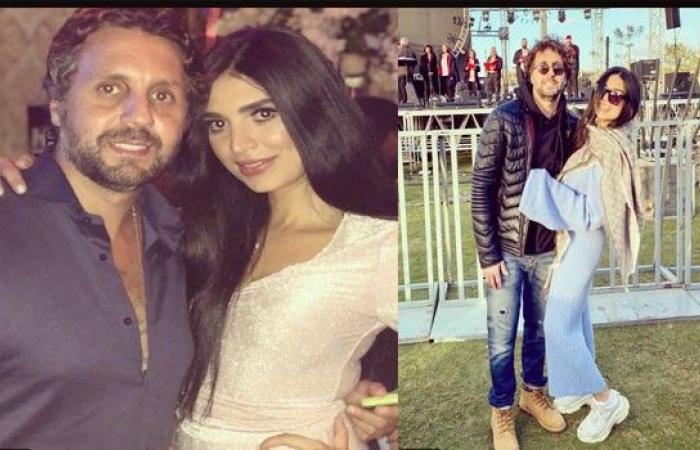 زوجة الفنان هشام ماجد تخطف القلوب بجمالها الناعم وعفويتها
