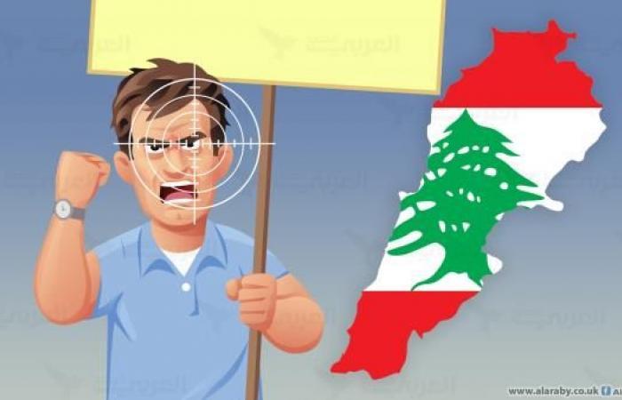 قنّاصة عيون في بيروت
