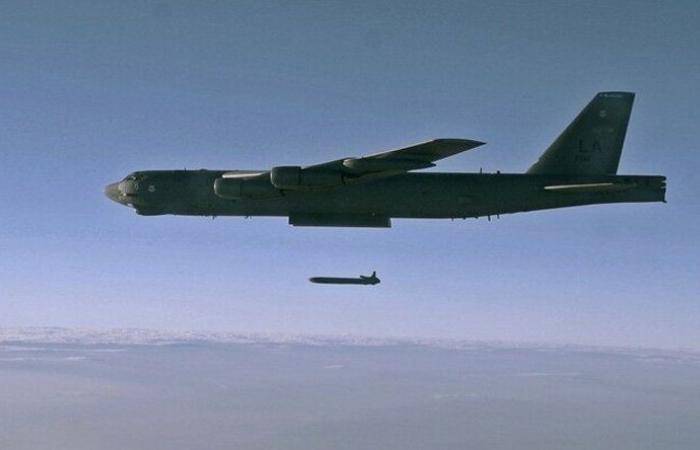 أميركا تنشر 6 قاذفات استراتيجية بقاعدة في المحيط الهندي