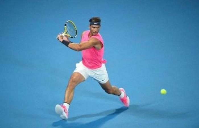 نادال يعادل رقم دجوكوفيتش في بطولة أستراليا المفتوحة