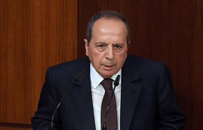 """السيد لبري: """"ضب احمد البعلبكي احسنلو"""""""
