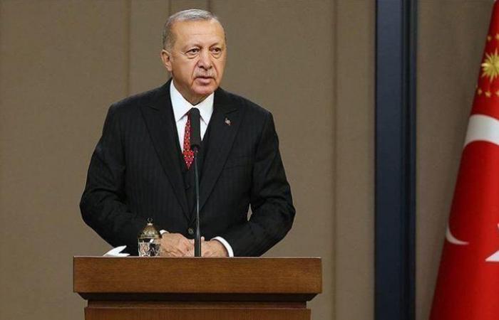أردوغان في أول تصريح له عقب الزلزال: نقف إلى جانب الشعب