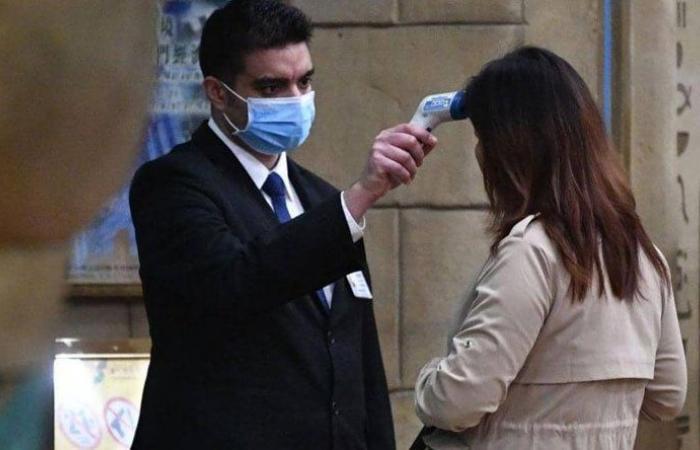 تسجيل أول إصابتين بفيروس كورونا في فرنسا