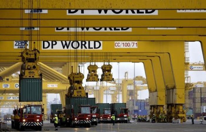 """""""موانئ دبي"""" تستحوذ على 51 % في محطة حاويات أوكرانية"""