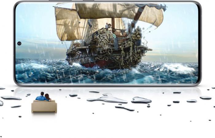 """Galaxy S20 Ultra يحصل على لقب """"أفضل شاشة على الإطلاق"""""""