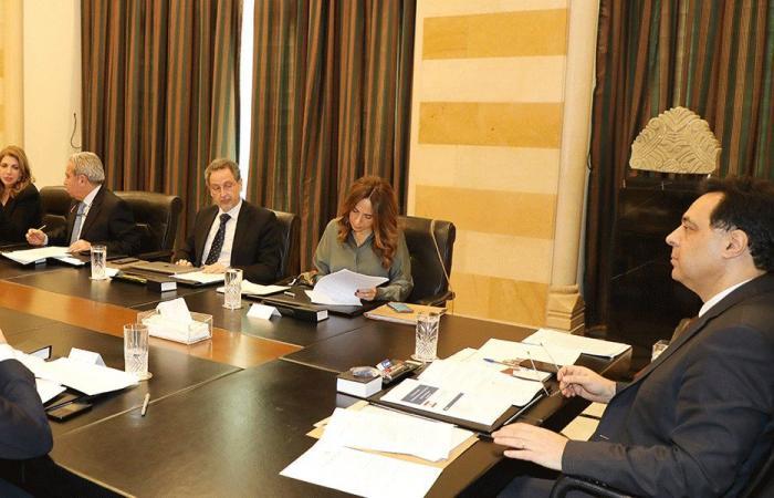 مجلس الوزراء جدد تفويض صلاحيات لويس لحود