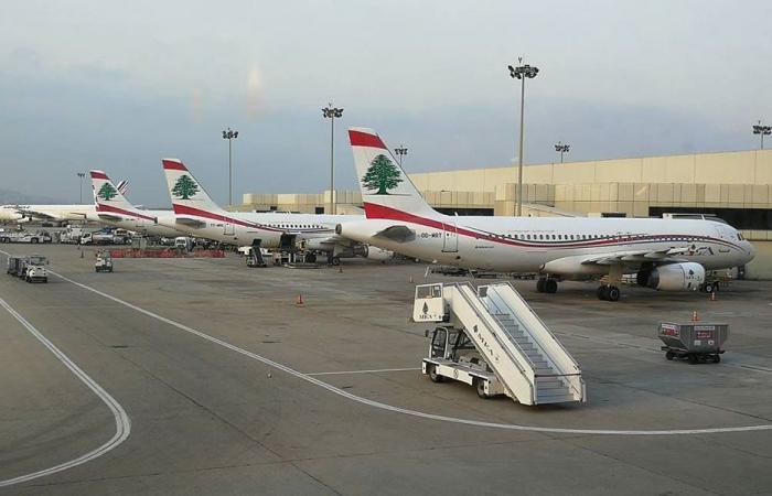3 طائرات خاصة تحط بمطار بيروت.. إليكم التفاصيل