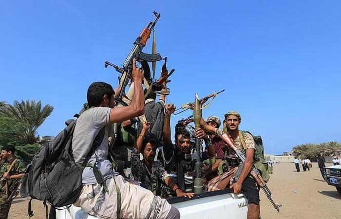 """""""التحالف"""" يؤيد وقف اطلاق النار في اليمن"""