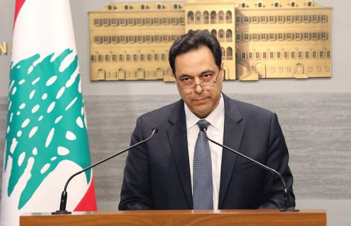 دياب: خلية طوارئ لمتابعة موضوع اللبنانيين الراغبين بالعودة