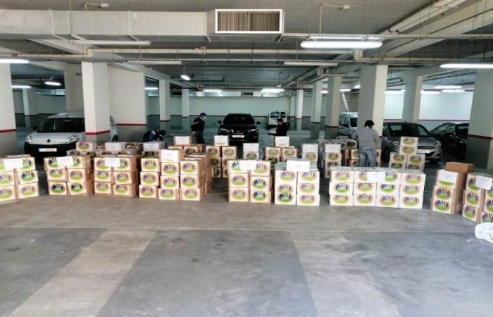 جامعة البلمند: وزعنا 400 حصة غذائية على العائلات الأكثر حاجة