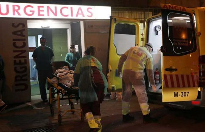 """حصيلة وفيات """"كورونا"""" تتجاوز 4000 في اسبانيا"""