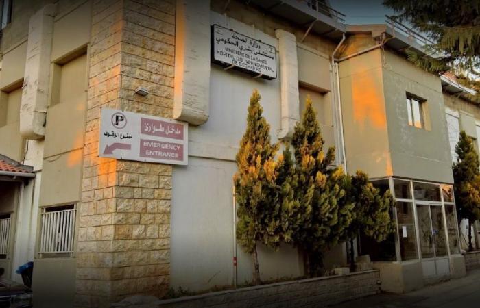 """مستشفى بشري يقفل موقتًا بسبب إصابة عامل بـ""""كورونا"""""""
