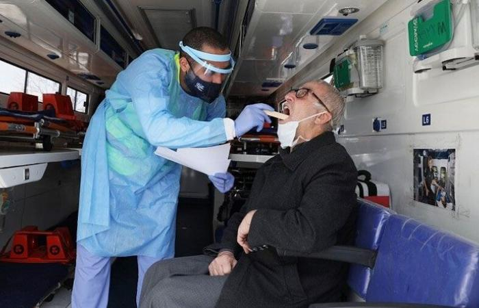 """وفاة و14 إصابة جديدة بـ""""كورونا"""" في الأردن"""
