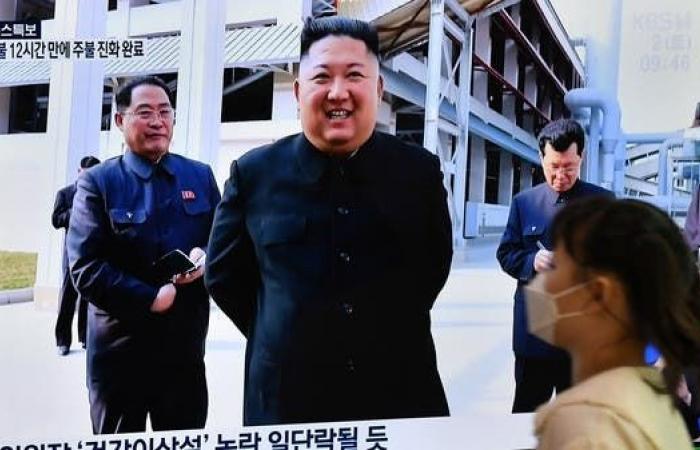 قلب زعيم كوريا الشمالية مجددا.. ولغز العلامة السوداء!