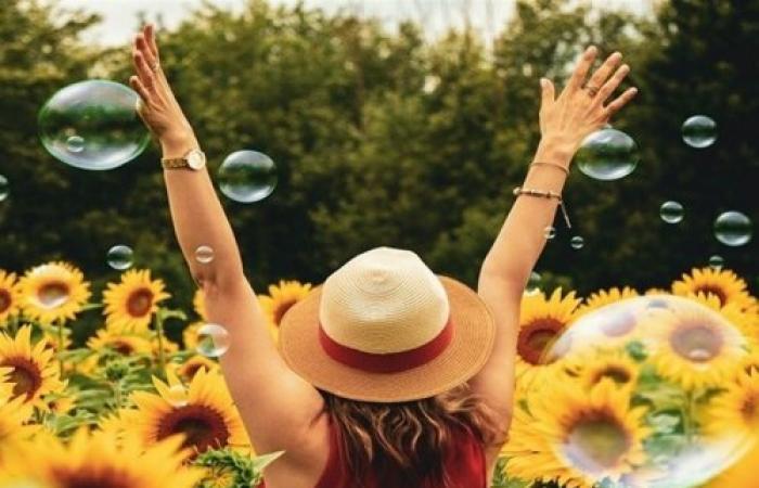 """دراسة تكشف أين """"مفتاح السعادة""""!"""