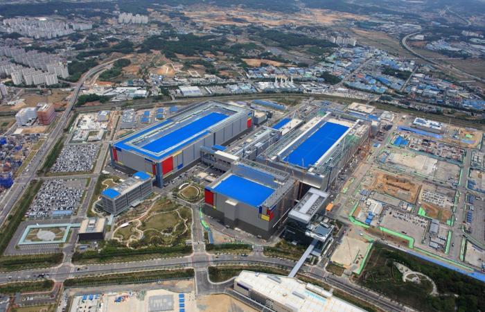 سامسونج تخطو خطوة جديدة لمنافسة TSMC