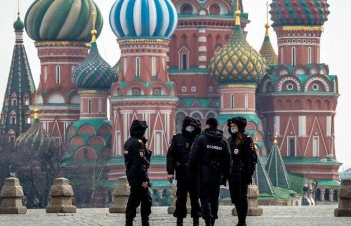 67 حالة وفاة في روسيا