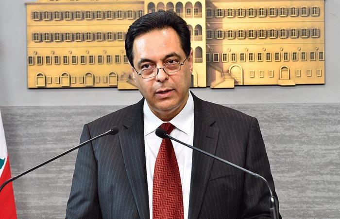 دياب معايدًا: اللبنانيون سينتصرون حتمًا على الأزمات المتراكمة