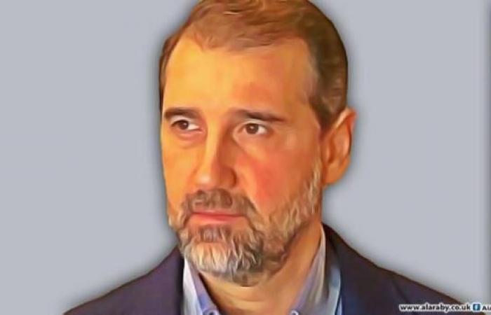 المدعو رامي مخلوف