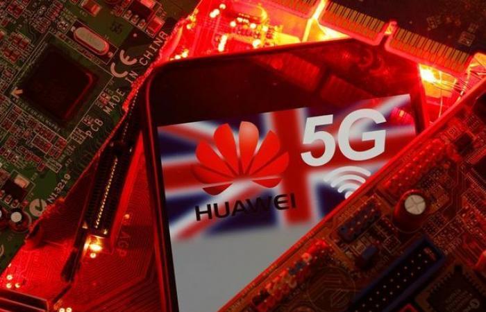 صحيفة: بريطانيا تتجه لقَطع مشاركة هواوي في شبكات 5G