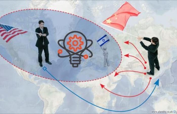 الصين وأميركا وإسرائيل .. مثلث التوتر
