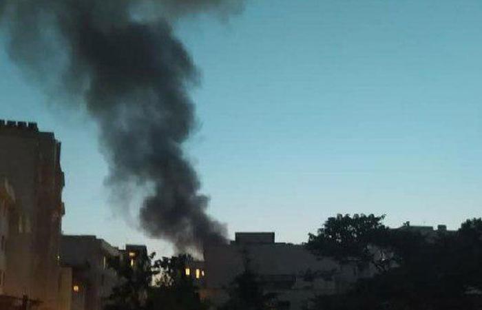 بالفيديو: دوي انفجار في طهران
