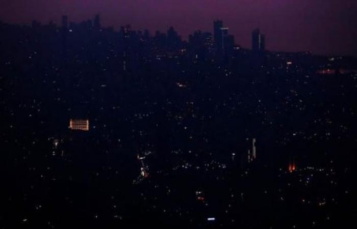 """ظلام لبنان.. وحزب الله يشهد لـ""""الوعد غير الصادق"""""""