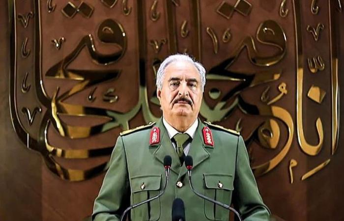 حفتر: الليبيين لن يقبلوا بالخضوع لاستعمار تركي
