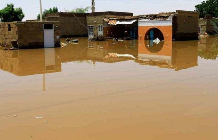 انهيار سد يدمّر مئات المنازل في السودان